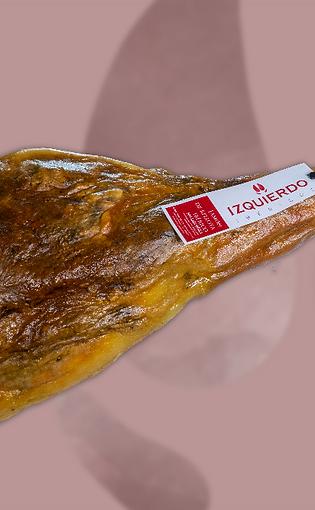 Jambon Ibérique de  Cebo  avec os
