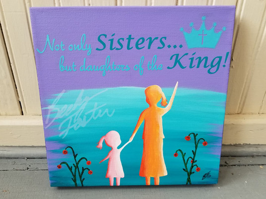 Daughters of the King (2019)