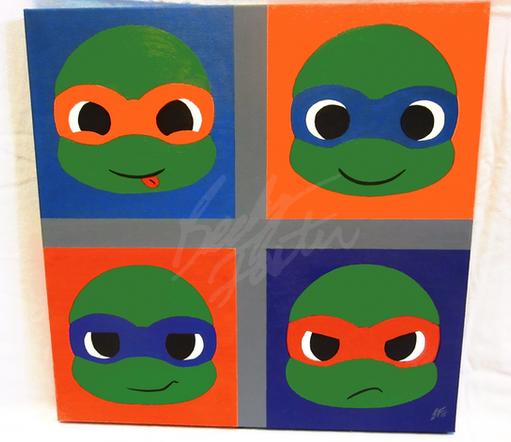 Turtle Pop! (2015)