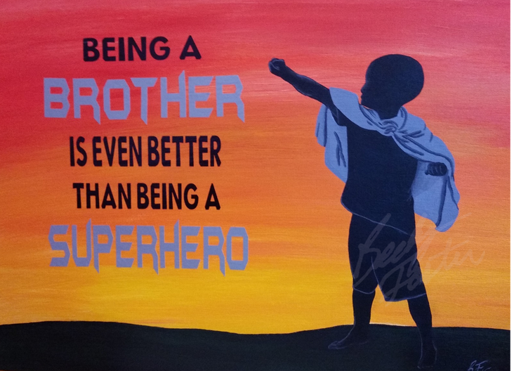 Superhero Brother (2015)