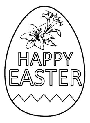 Happy Easter - Egg Hunt 2020