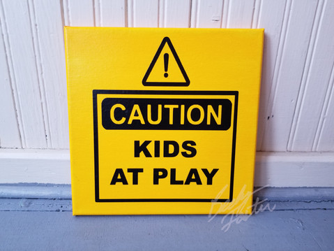 Caution: Kids at Play (2019)