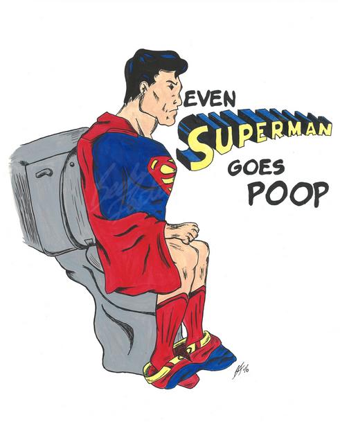Super Pooper (2016)