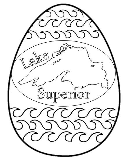 Lake Superior - Egg Hunt 2020