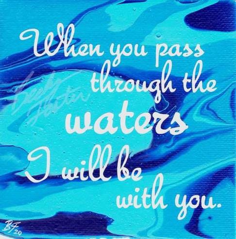 Isaiah 43:2 (2020)