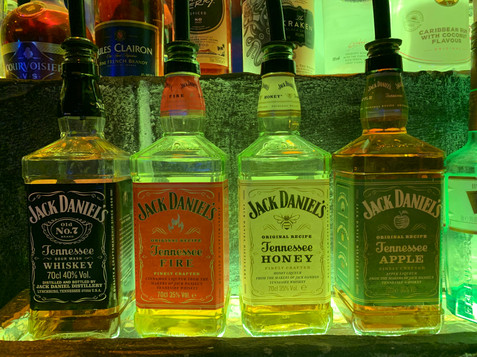 Jack Daniels Selection