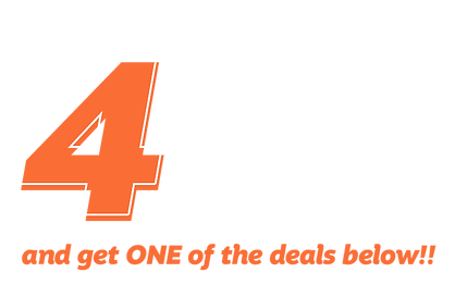 purchase 4 tires for summer and get free deals