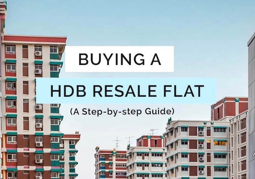 SELL YOUR FLAT TO UPGRADE TO A LARGER RESALE FLAT