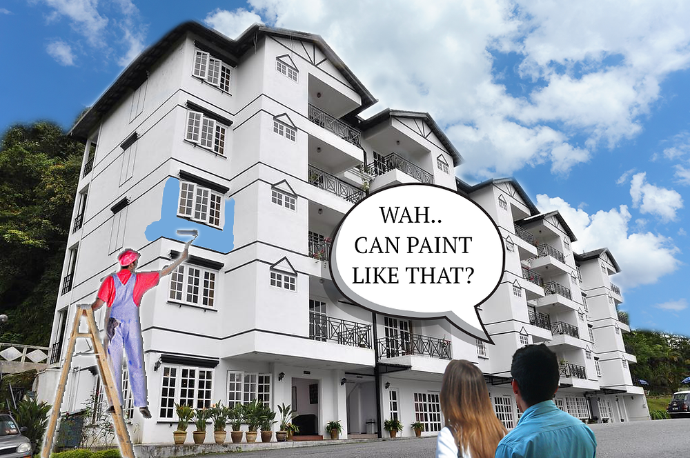 (8) NOT MEETING MCST OR HDB HOUSING RULES