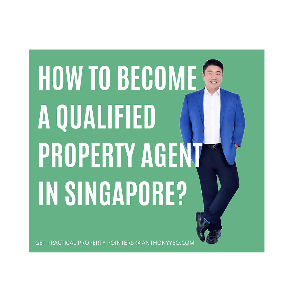 How Can You Become A Qualified Property Agent In Singapore?