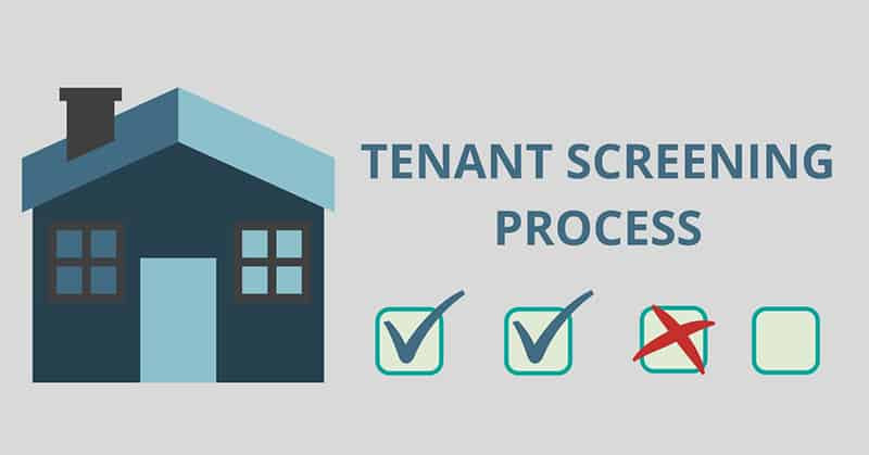(6) NEGLECTING TENANT CHECKS