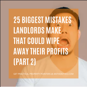 The 24 biggest mistakes Landlords make that could wipe out their profits