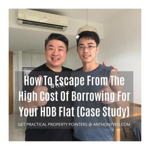 High Loan Cost HDB