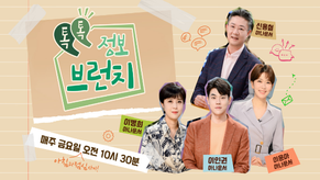 <SBS> 톡톡 정보 브런치