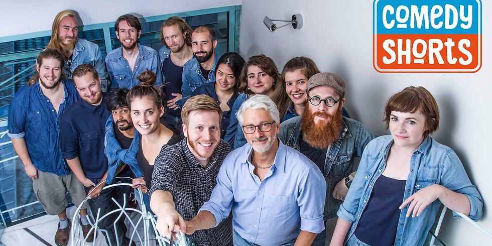 ComedyShorts Berlin