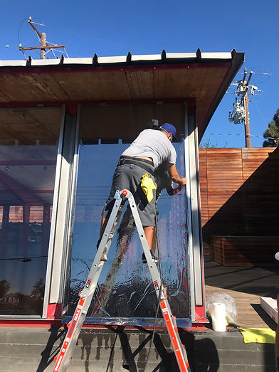 flat glass training, car window tint training, vinyl wrap training