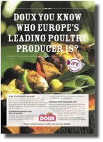 Doux Chickens launch ad. UK