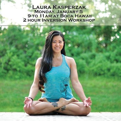 @LauraSykora BOCA workshop