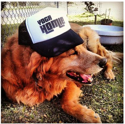 Yoga Homie Trucker Hat