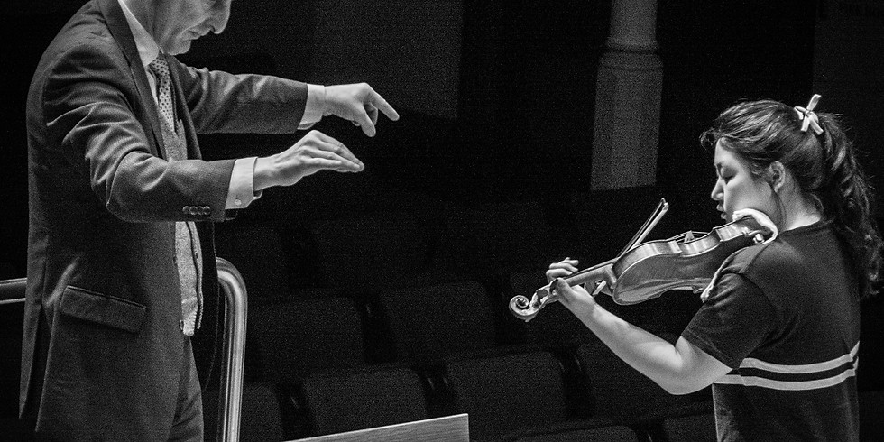 Cancelled | Winners Tour | Michael Hill International Violin Competition