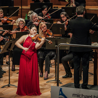 with Auckland Philharmonia