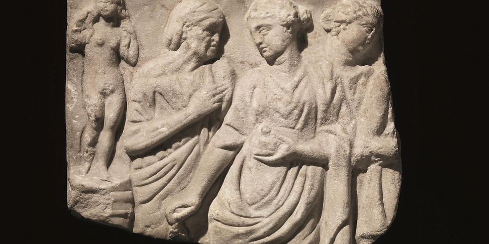 I Marmi Antichi nella cultura Greco-Romana