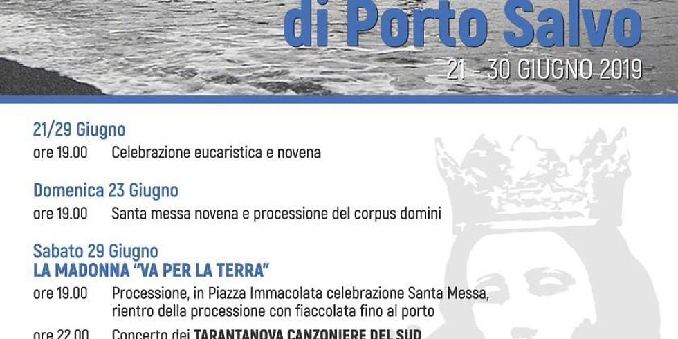 Festa di Santa Maria di Porto Salvo