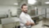 Chef dans une cuisine