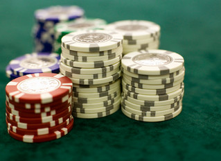 Fun Casino Royale Fundraiser Raffle