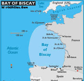Bay of Biscay Sailing |Mil Builder | Sail Biscay | Adventure sailing