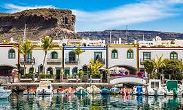 Puerto de Mogan | Sail Morgan | sail Canaries | Canary Sail