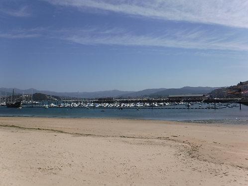 Baiona -Las Palmas 18th August - 1st September