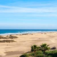 Sand Dunes Gran Canary | Sailing exhilarating | sail Canary Islands