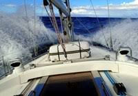 exhilarating  sailng | Canaries sailing | sail Canaries | skippered Chater Canaries