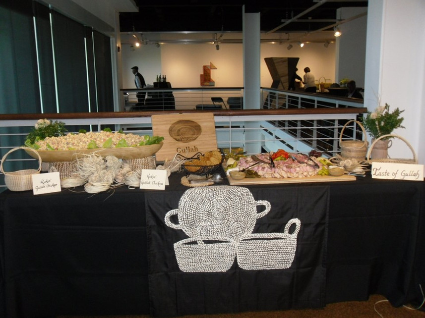 Gullah Reception at the City Gallery