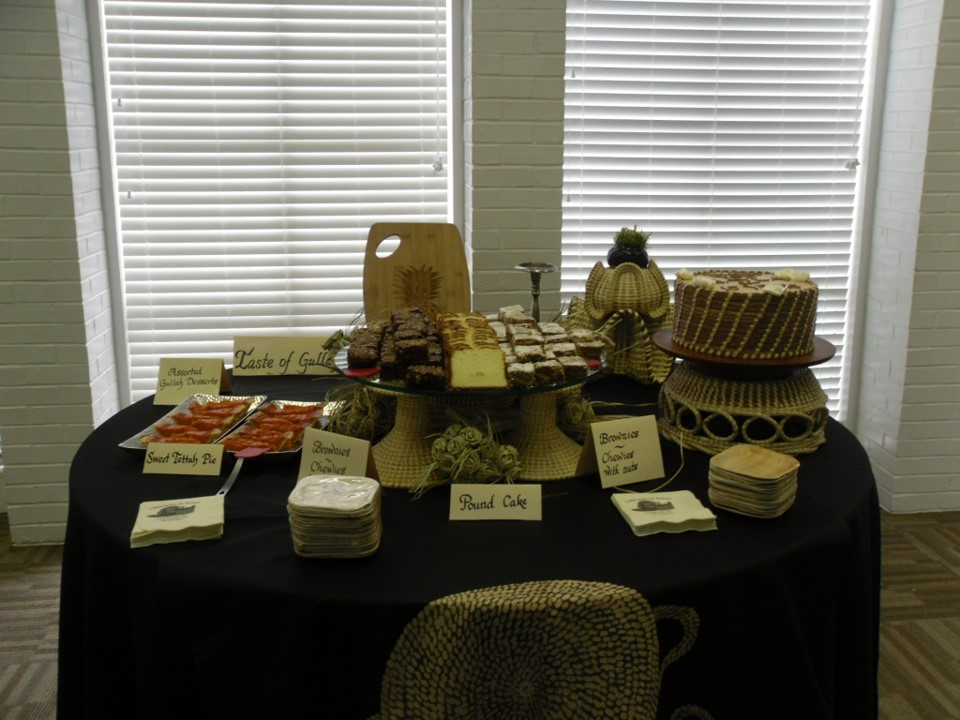 Deserts at Sweetgrass Center