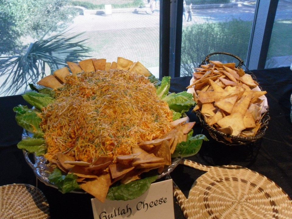 Our Famous Gullah Cheese