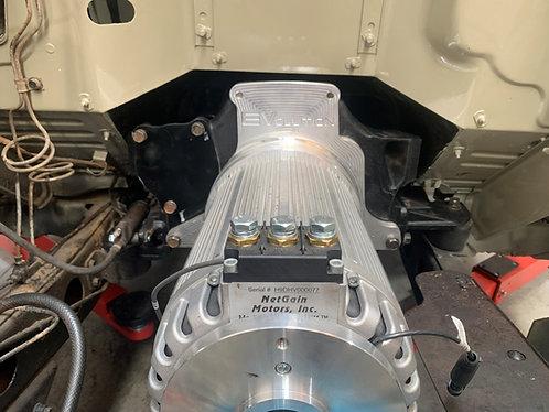 Toyota LandCruiser 40 60 series adaptor plate