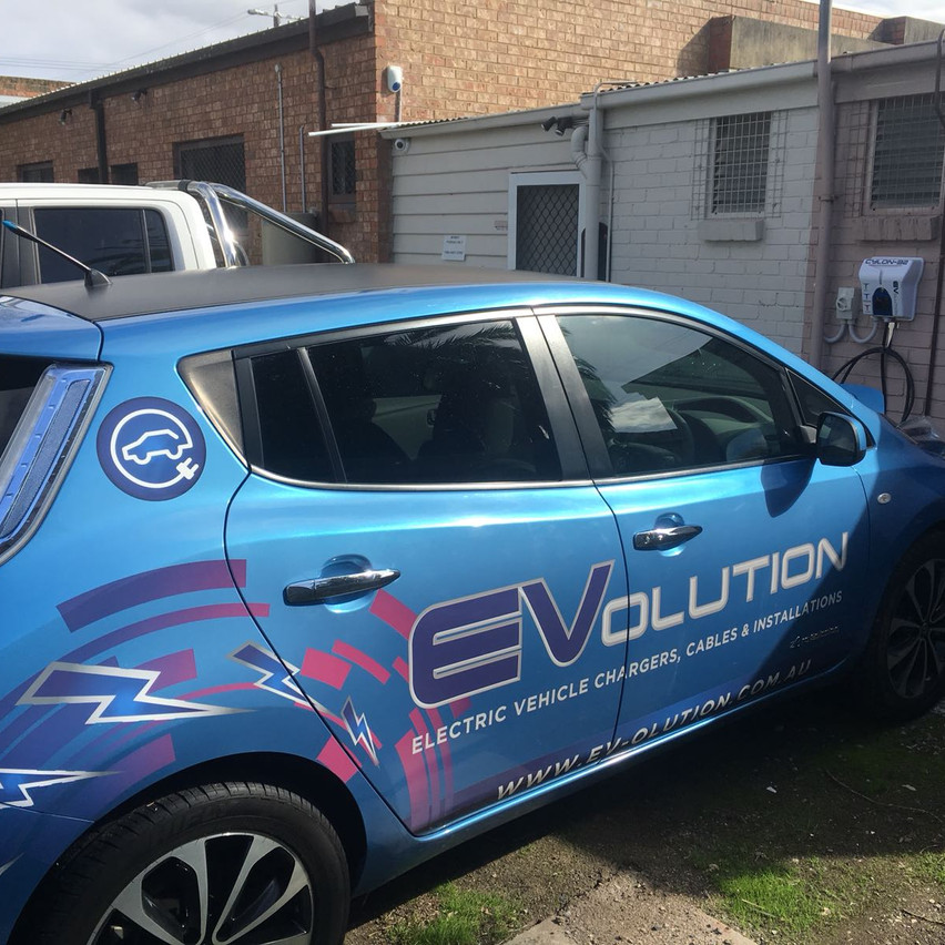 Koo Wee Rup Electric Vehicle Charger