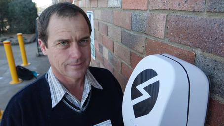 A New Charging Station in Glen Innes!