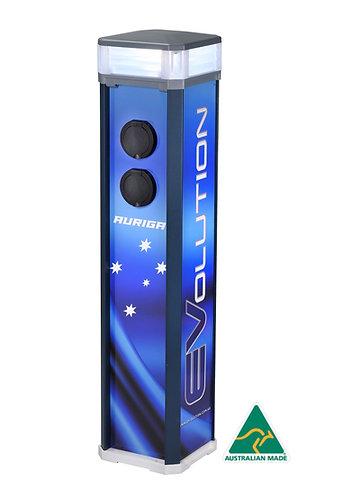 AURIGA Pedestal Universal EV Charger