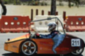 Chairo Christian School electric car race