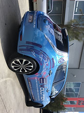 EVolution Company Car