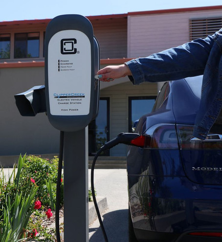 Electric Vehicle Charger Grants Available For Tassie!