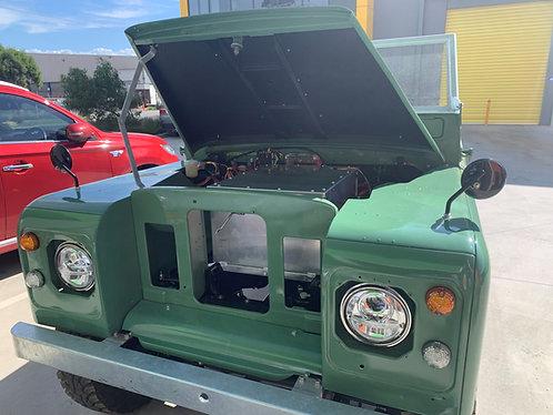 Land Rover Series Defender 1-3 Electric Car Conversion Kit