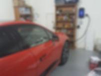 Jaguar I-Pace GARO Wall electric car charger