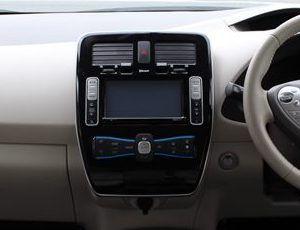 Nissan leaf X G trim Import