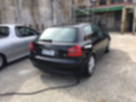 Audi A3 EV Conversion To Electric