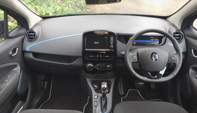 Renault Zoe ZE 40int