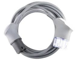 BEAM cable Type 2 to Type 1 J1772 (5m)